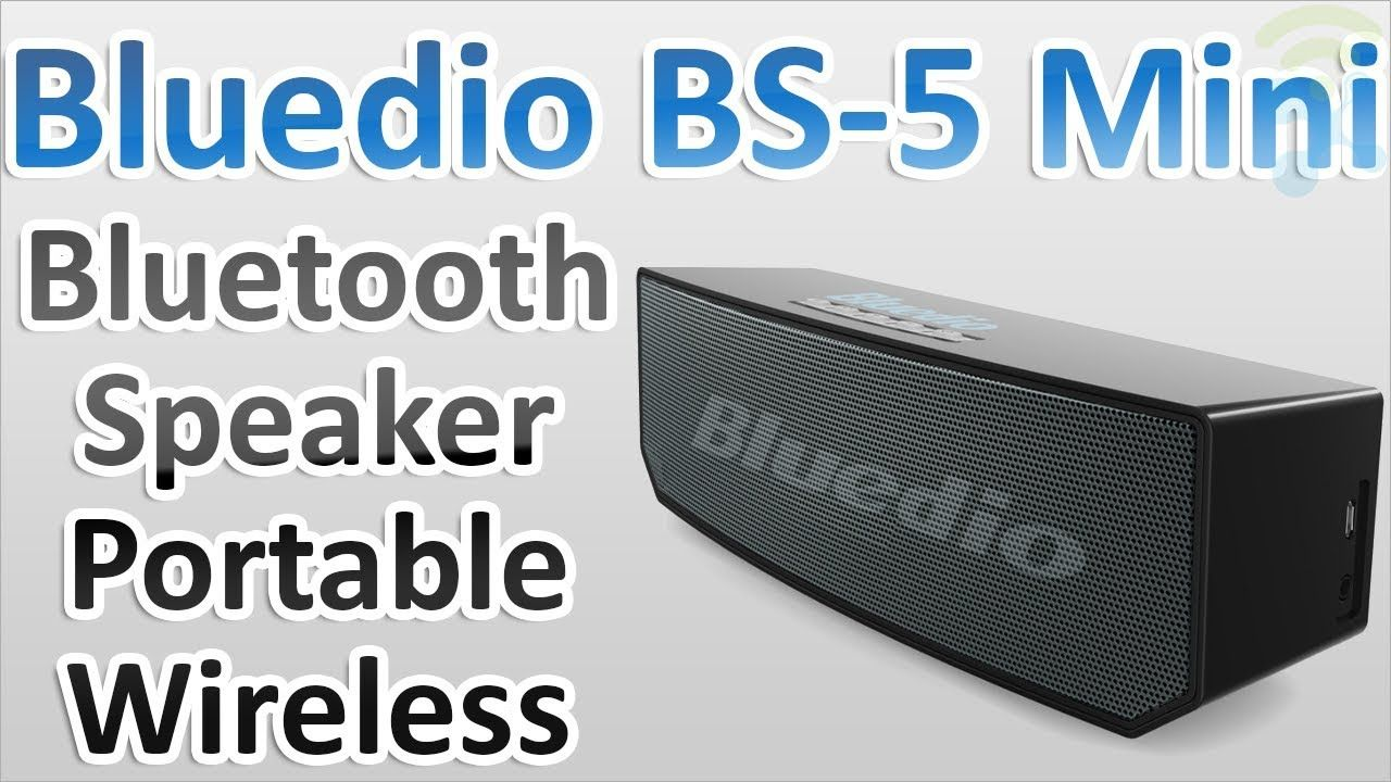 Bluedio Bs 5 Mini Bluetooth Speaker Portable Wireless Speaker Sound System 3d Stereo Music Surround Wireless Speakers Portable Bluetooth Speakers Portable Mini Bluetooth Speaker