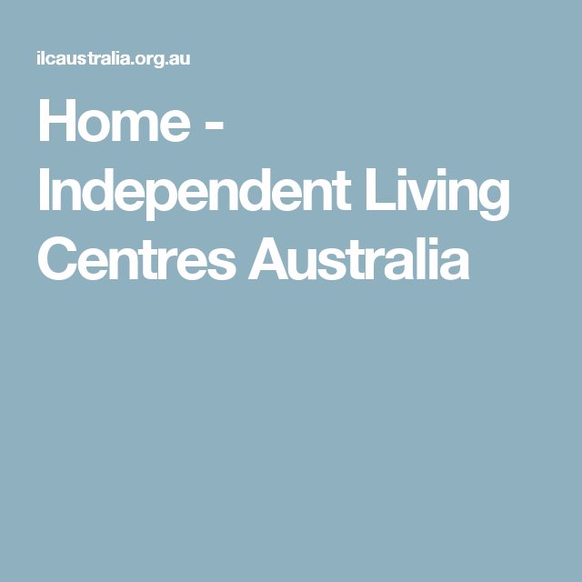 Home  Independent Living