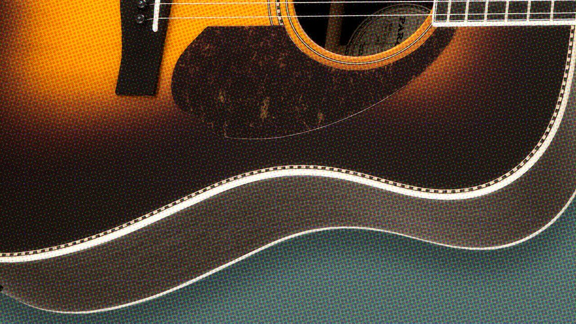 The Acoustic Body Shapes You Should Know Guitar Gear Acoustic Acoustic Guitar