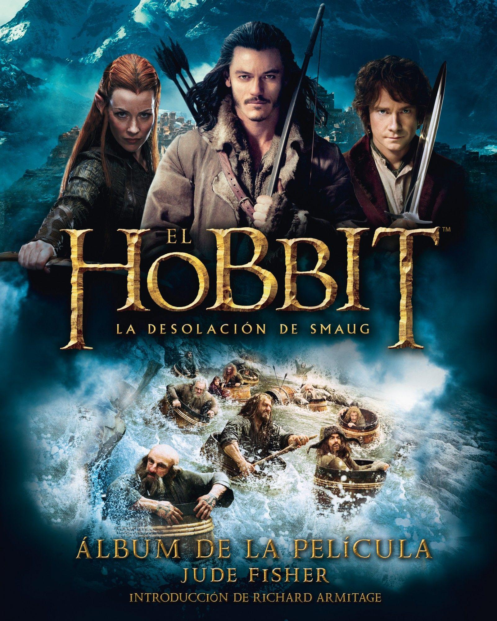 El Hobbit La Desolación De Smaug álbum De La Película Hobbit La Desolación De Smaug Cine De Accion