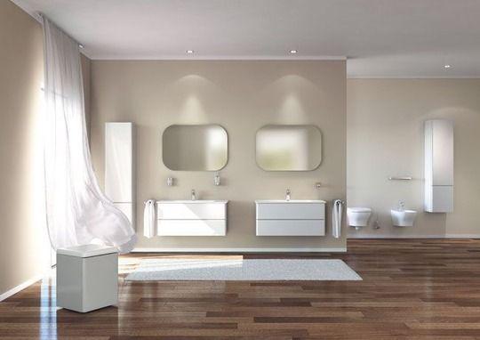 badezimmer weiß grau | bad | pinterest | badezimmer, grau und hausbau - Badezimmer Wei