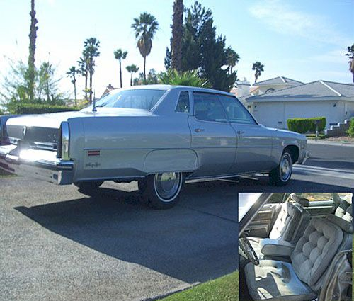 1972-76 Oldsmobile Ninety-Eight Regency
