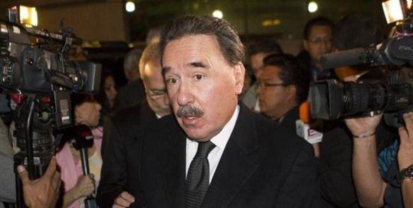 Dar la cara y no salir del país, piden PRI y PAN a Duarte