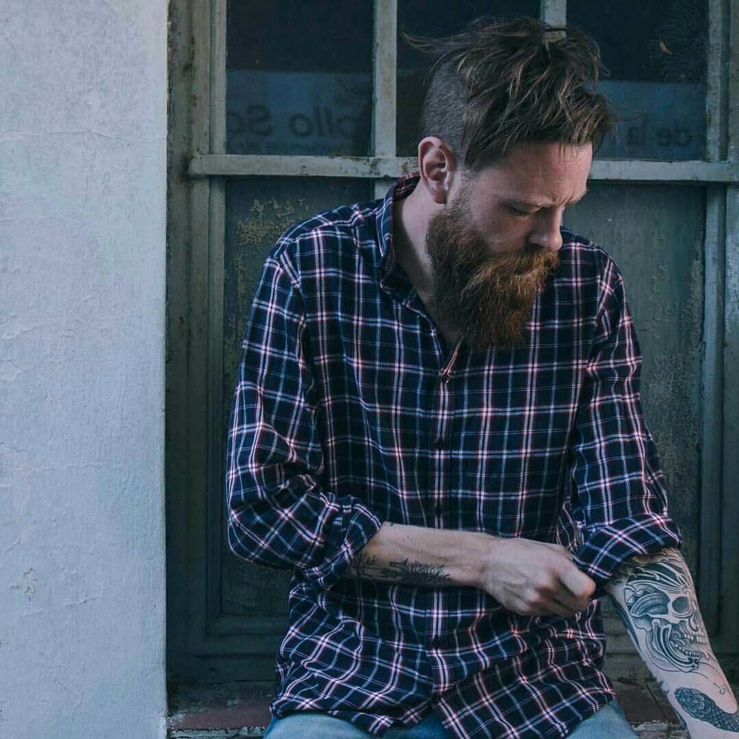 "Beard - Fashion - Inspiration op Instagram: ""Double tap for more like this!! ----- @alexanderelsner by @mo.soph"""