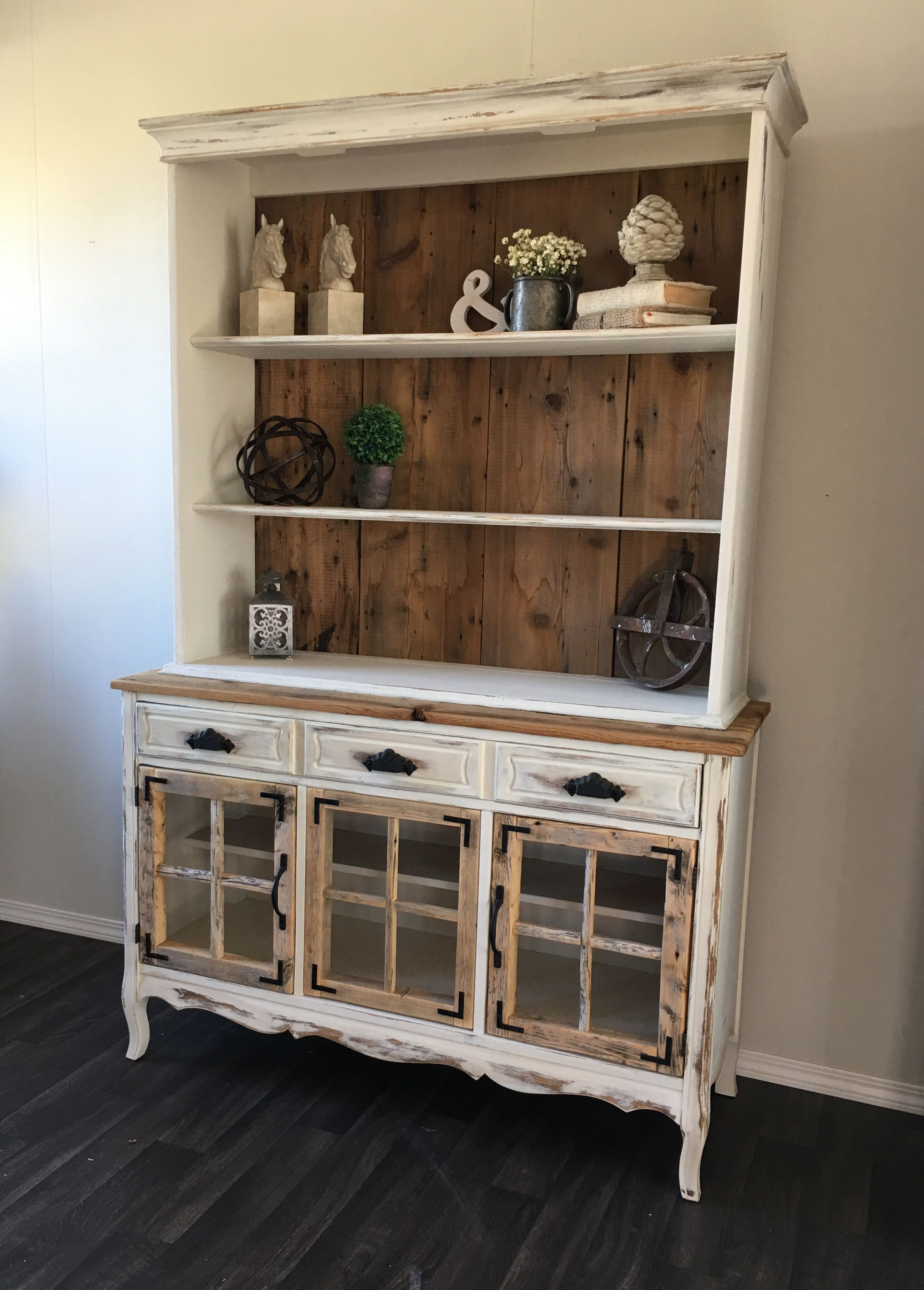 Pin On Makeover Hutch