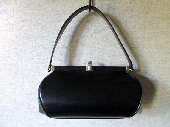 Mad Men Purse Dofan Handbag Vintage 50s 60s By Mysoftparade