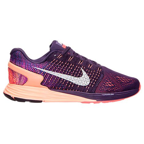 Women's Nike LunarGlide 7 Running Shoes - 747356 500 | Finish Line