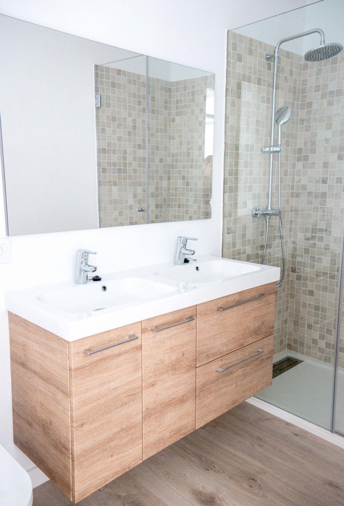 Los baños de #MiReformaPinterest con Leroy Merlin - Petit ...