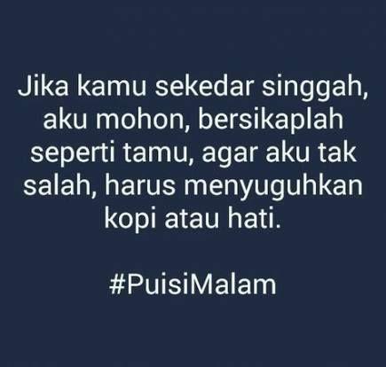 Quotes Indonesia Rindu Nyindir 21 Ideas Quotes Kata Kata Indah