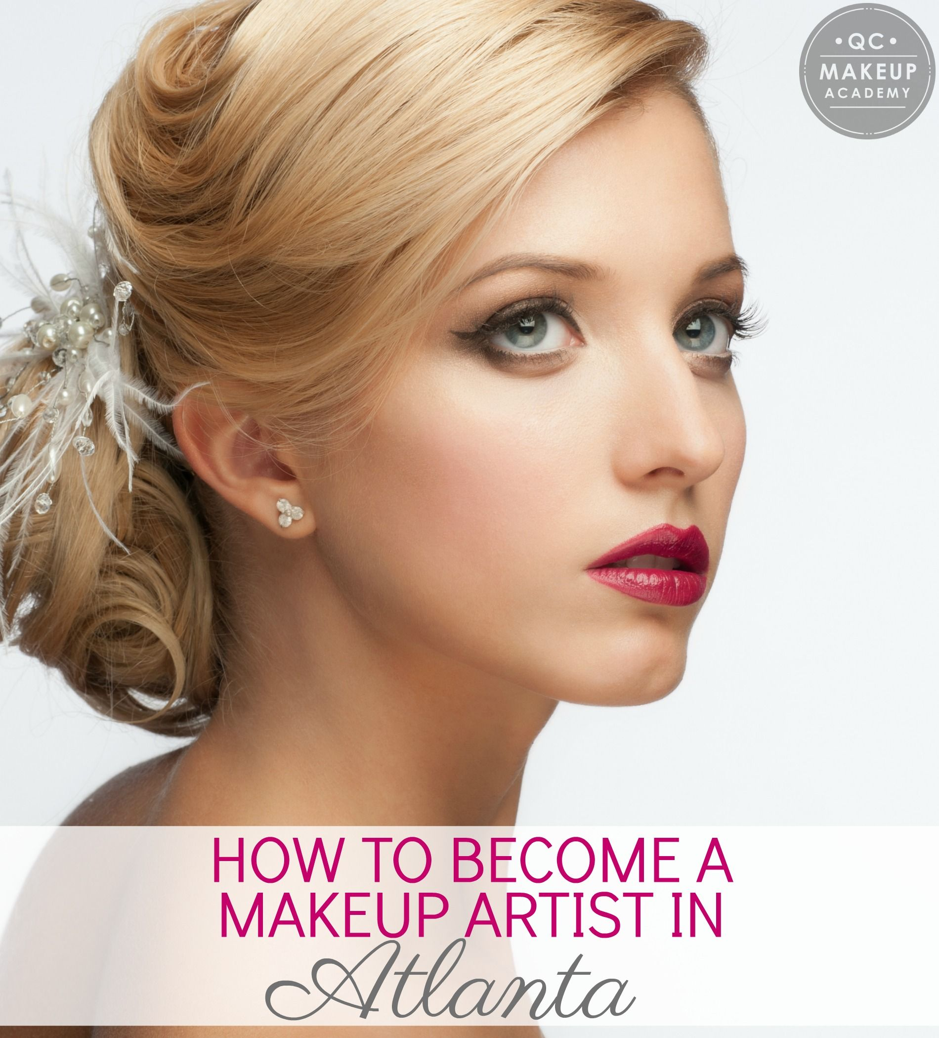 How to a Makeup Artist in Atlanta a