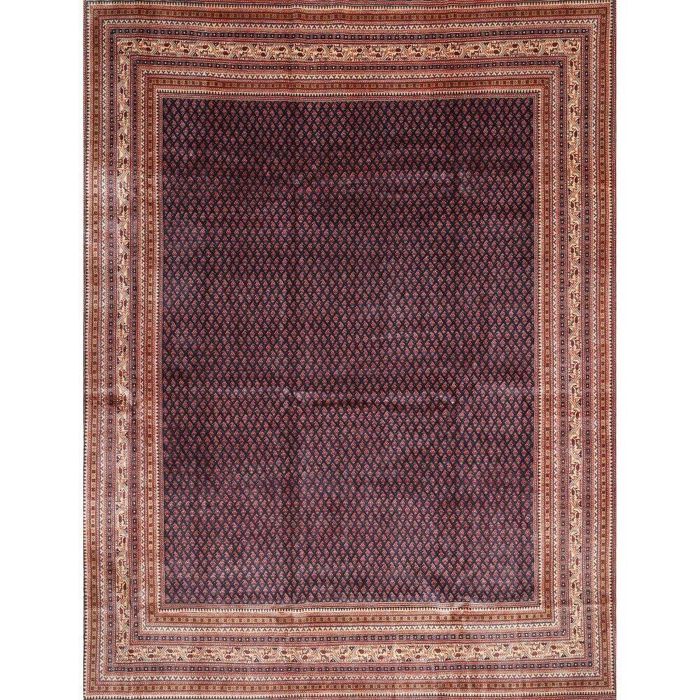 Traditional 764 area rug - 5'0
