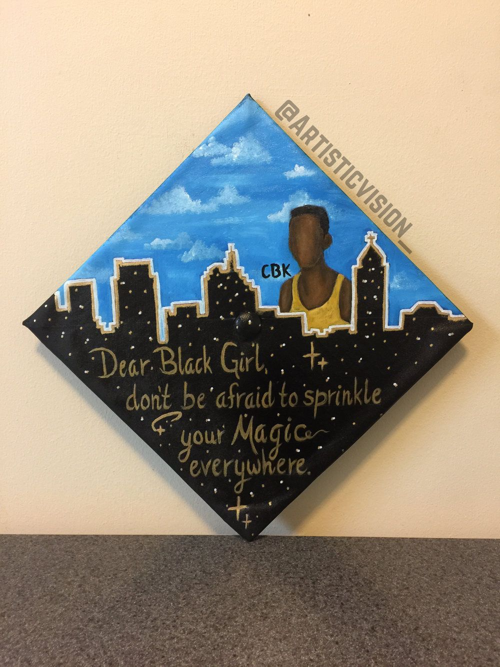 Pin by Myesha Dickson on faith cap High school