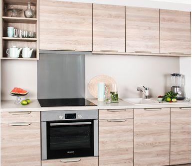 nice Idée relooking cuisine - Cuisine-Le-grand-retour-des-meubles-en - meuble de cuisine gris anthracite