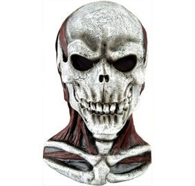 Sinister Skull Mask for Adults - Party City Canada | day of