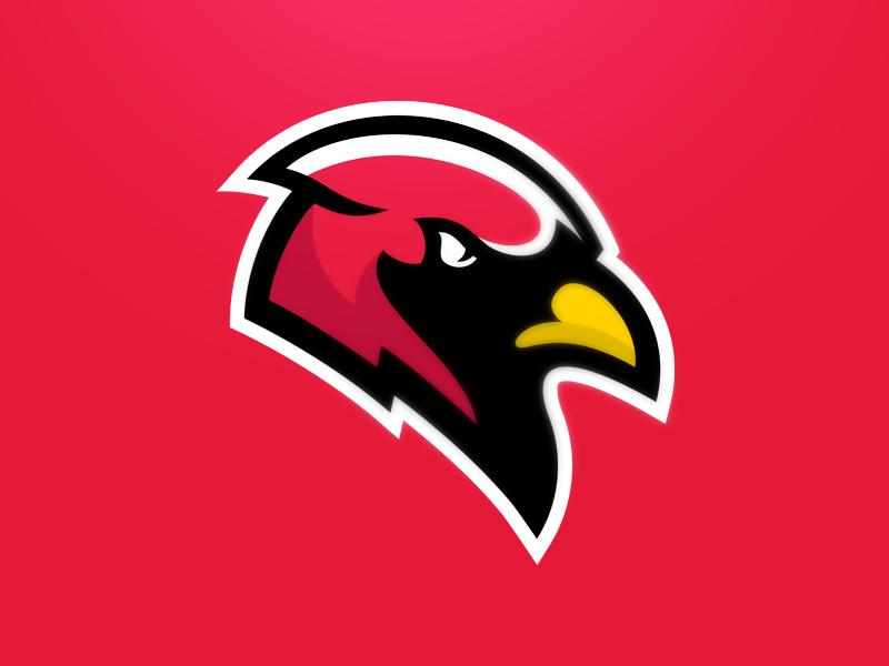 Cardinals N Logo Design Cardinals Sports Team Logos