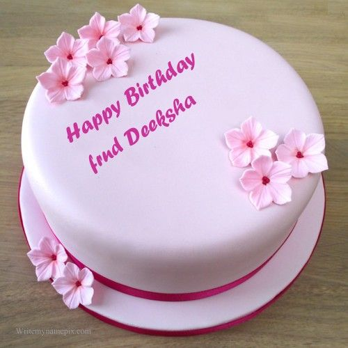 Cool Unique Pink Rose Sweet Birthday Cake Wishes Name Pictures Latest Funny Birthday Cards Online Eattedamsfinfo