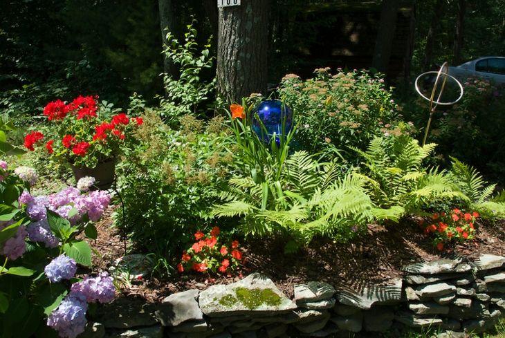 Jardines arbustos para llenarlos de belleza y color Arbustos