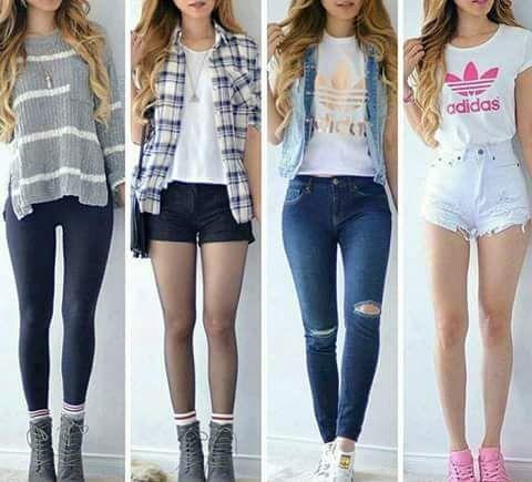 8ae8c025bd56 Que opináis!!! #estilo #moda #mujer | Kıyafet- Saç- Makyaj en 2019 ...