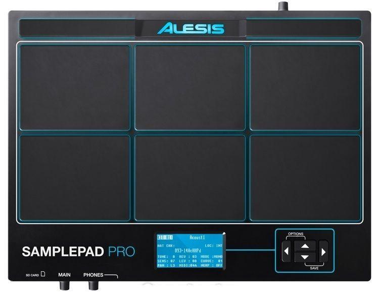 Alesis Sample Pad Pro allinone percussion instrument
