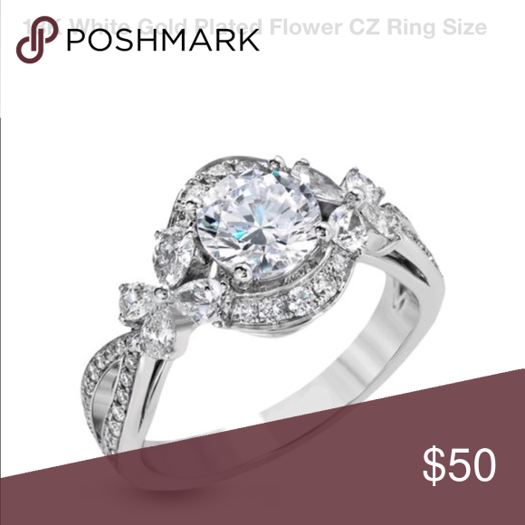 Engagement Rings Sale Price: ️Final Sale Price ️Beautiful Engagement Ring Size 7 Very