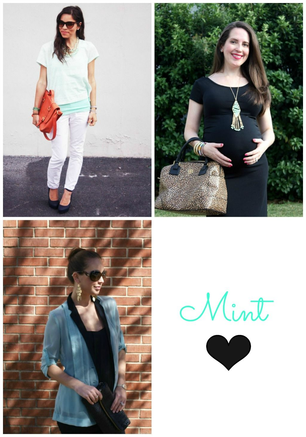 Three Ways to Wear the Mint Spring Trend  Spring trends Third and