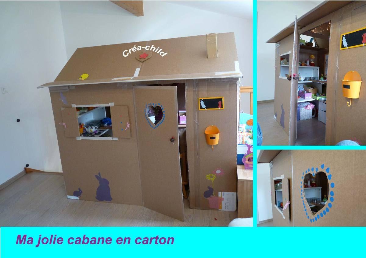 ma jolie cabane en carton baby gremlin. Black Bedroom Furniture Sets. Home Design Ideas