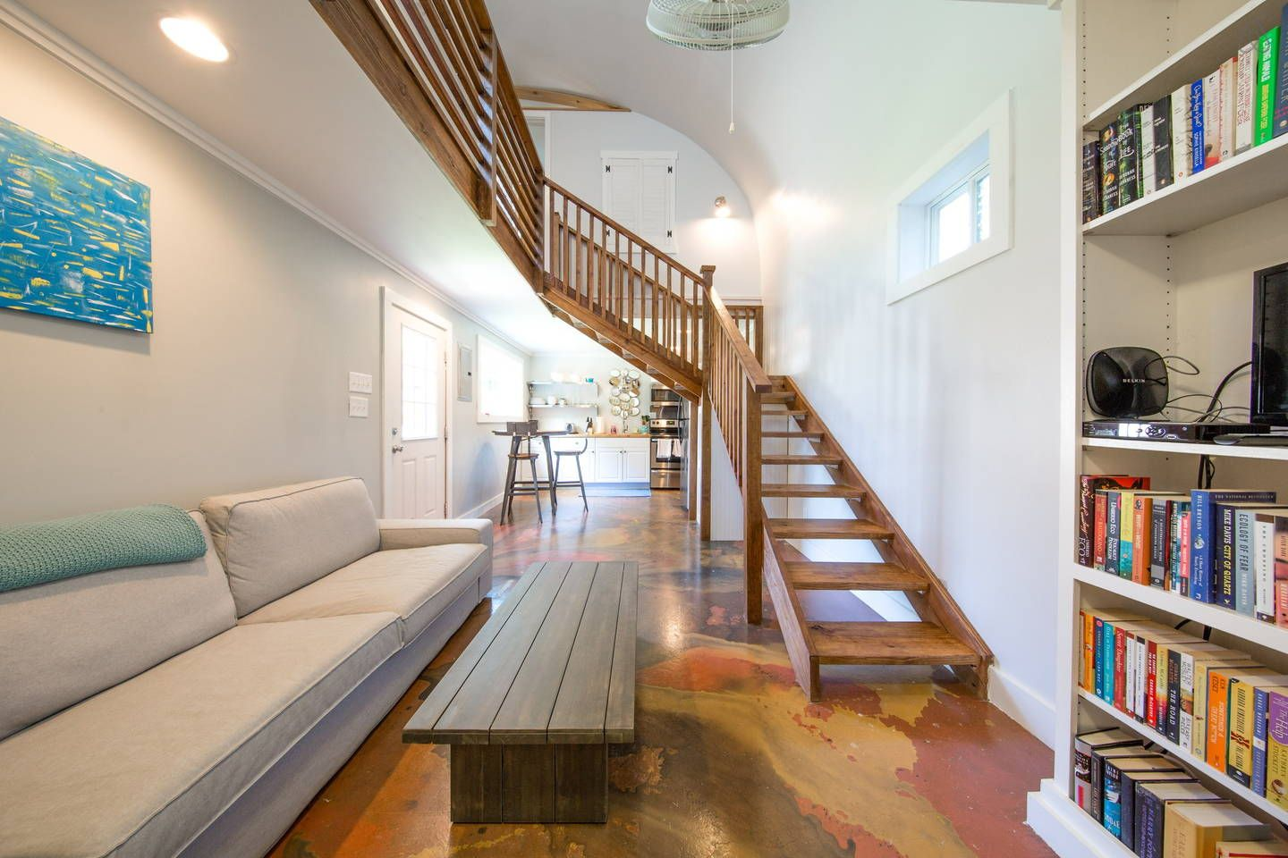 charleston home design%0A Private Loft   BR   BA in Charleston  Get     credit with Airbnb if