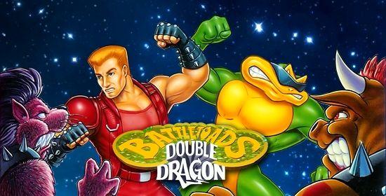 Battletoads And Double Dragon Careca
