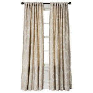 Cream Curtains Target