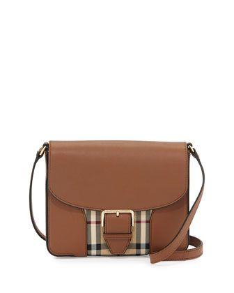 95b81fe9e527 Dickens Small Horseferry Check Crossbody Bag