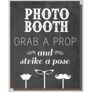 Paris Photo Booth Props Free Google Search