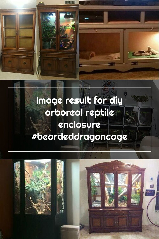 Image result for diy arboreal reptile enclosure