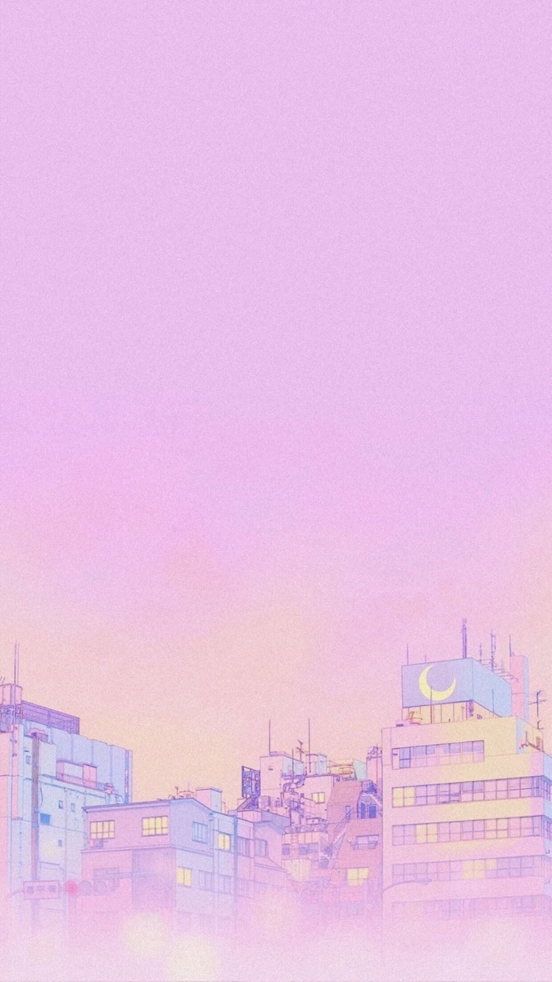 Pink Anime Wallpaper In 2020 Cute Pastel Wallpaper Kawaii Wallpaper Anime Wallpaper Iphone