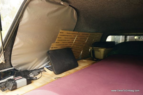 Truck Camping A Guide To Outfitting And Living In The