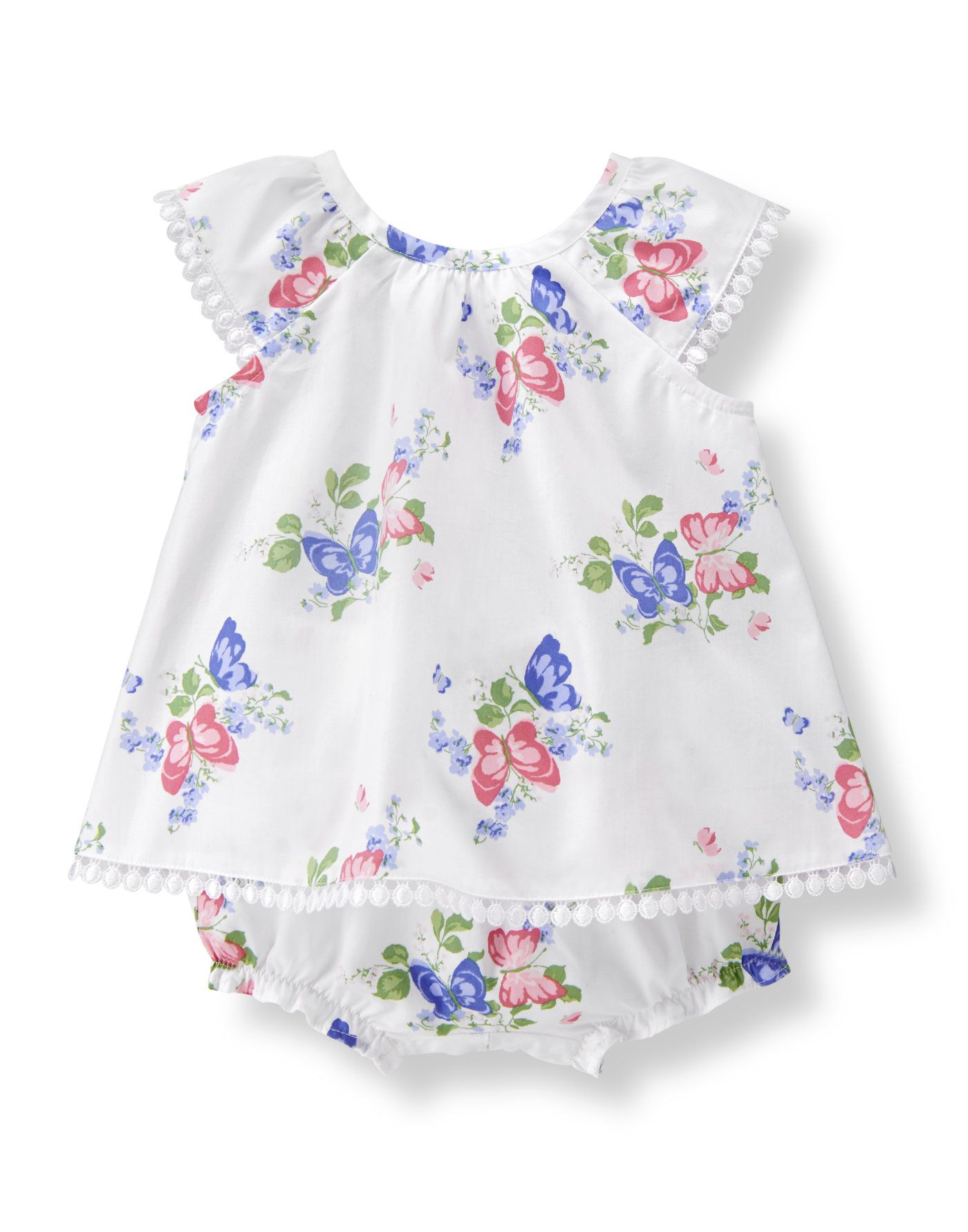 Butterfly Swing Top Set | Bebé | Pinterest | Costura para bebês ...