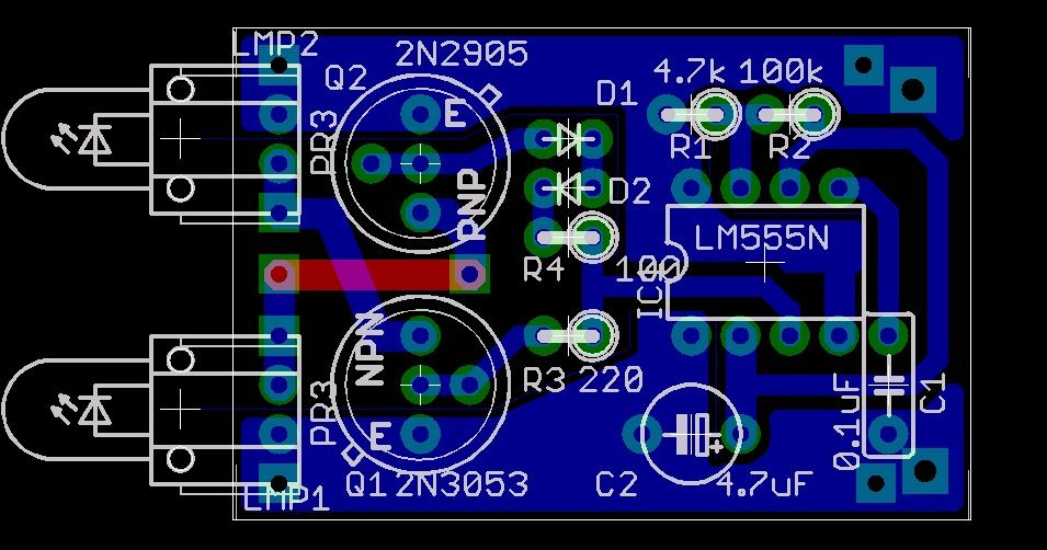 Turn Your EAGLE Schematic Into a PCB | Electronics | Pinterest ...