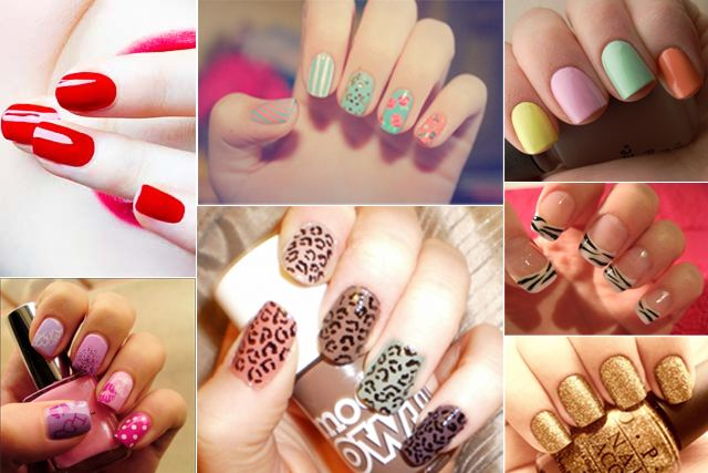 Nails styles