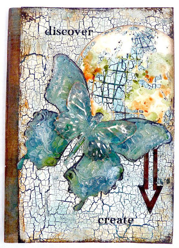 Bumblebees and Butterflies: Brenda Brown Take Flight Notebook