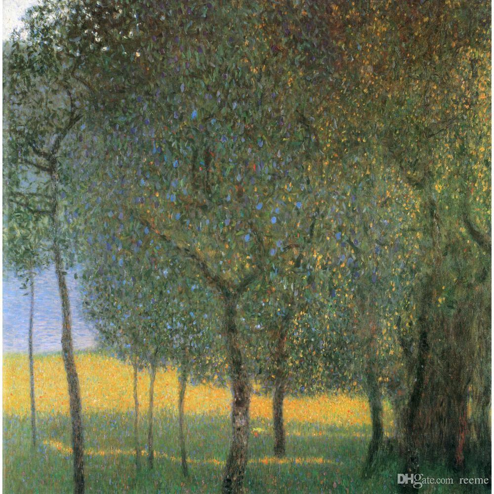 Image Result For Gustav Klimt Landscapes With Images Klimt Art Gustav Klimt Art Klimt
