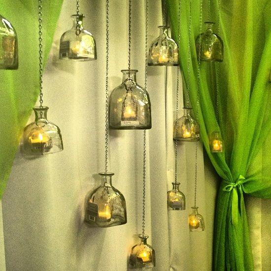 Dica do dia: luminárias