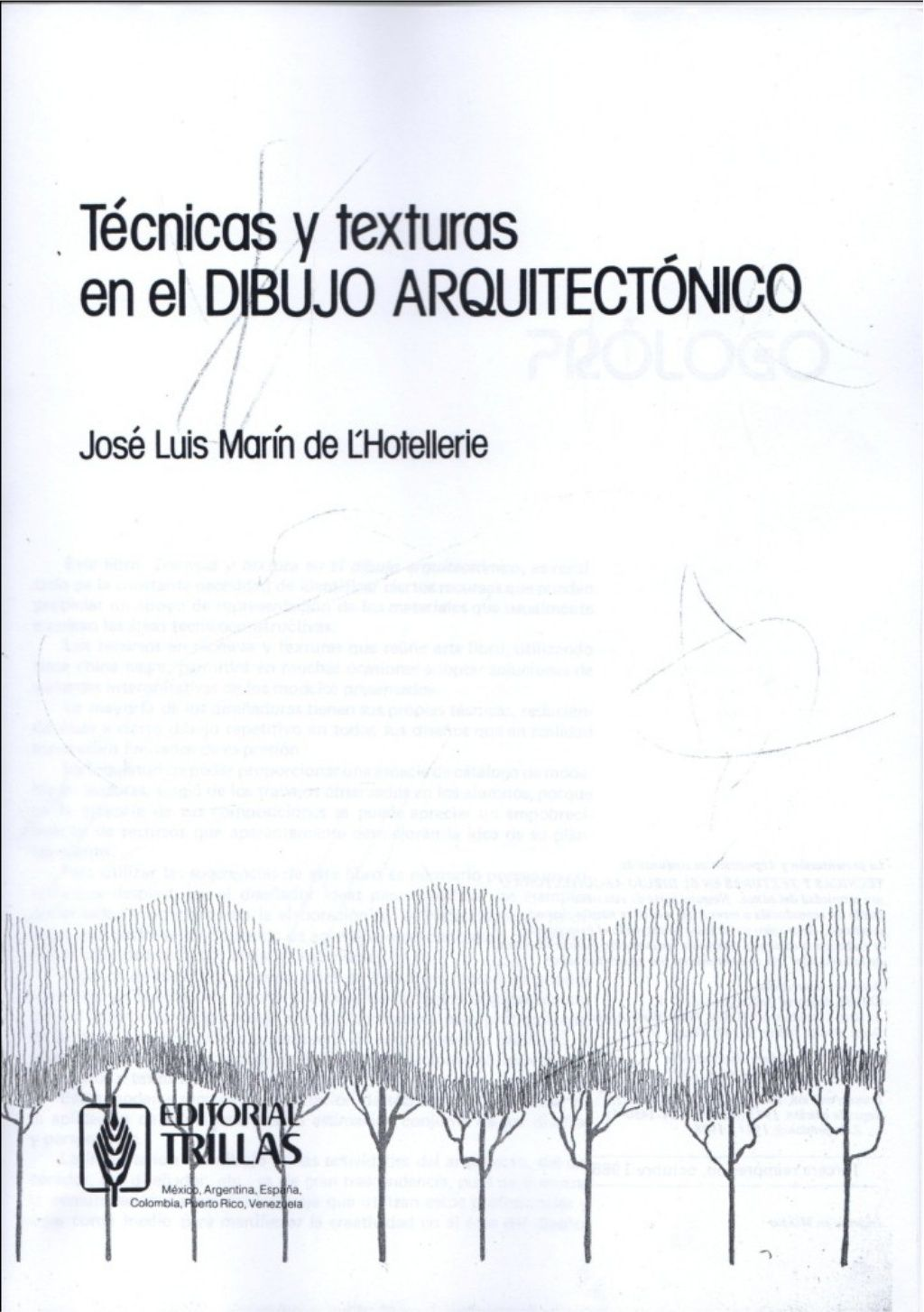 Tecnicas Y Texturas En Dibujo Arquitectonico Dibujo Arquitectonico Arquitectonico Libro De Dibujo Tecnico