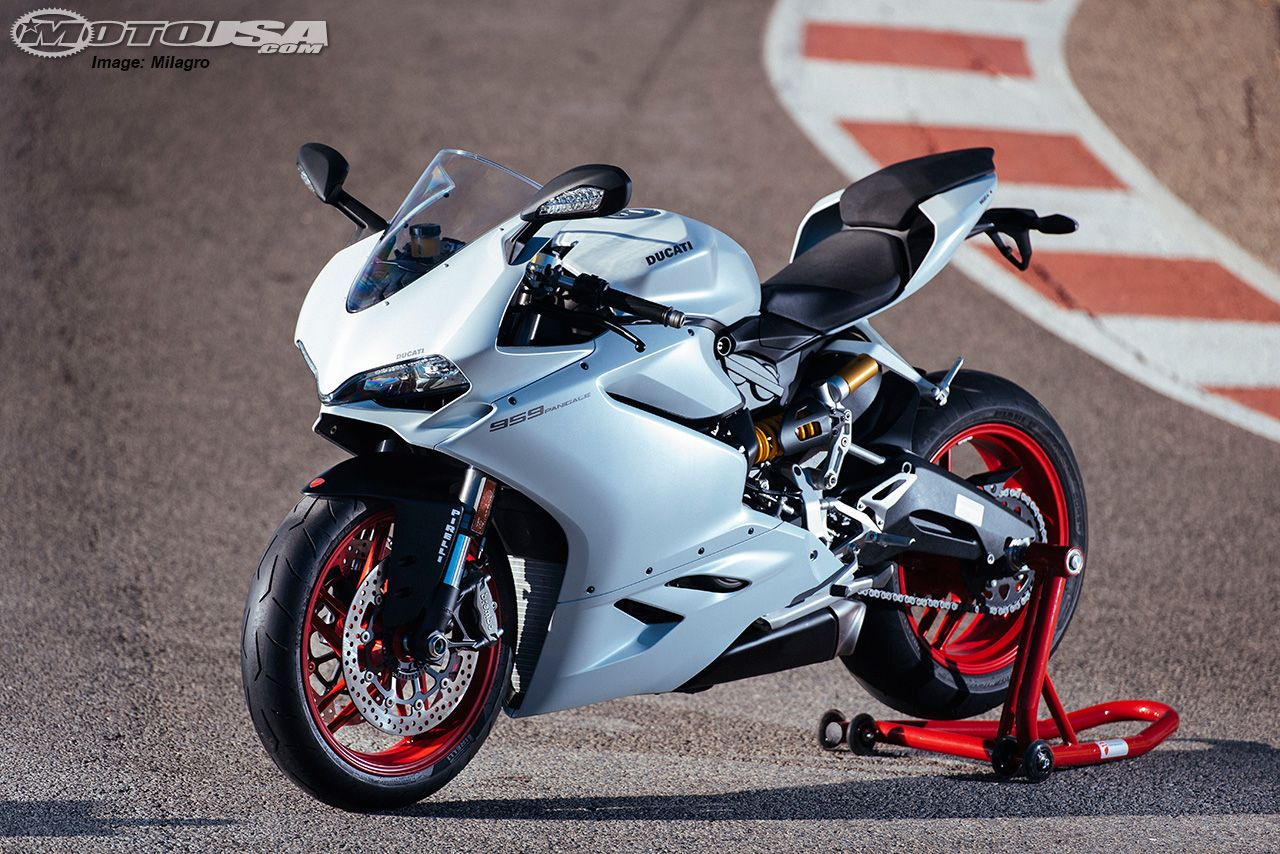 2016 Ducati 959 Panigale First Ride Review - Motorcycle ...