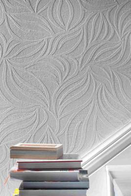 Materials Class Wall Paper Eden Paintable Wallpaper