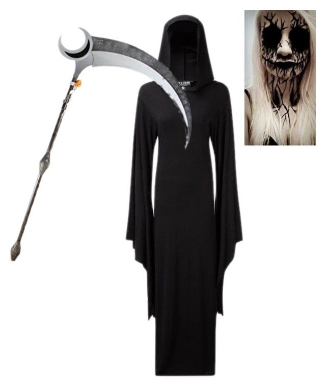 """""""Simple Reaper"""" by perrylib on Polyvore"""