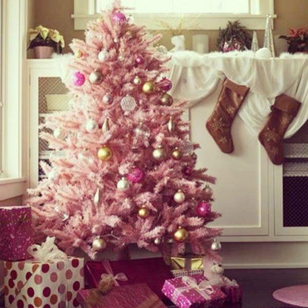 wer hat lust auf pinke weihnachten pink weihnachten. Black Bedroom Furniture Sets. Home Design Ideas
