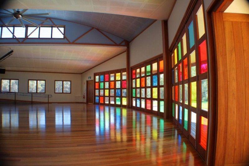Noosa pengari steiner school performance hall in sunshine - Interior design courses brisbane ...