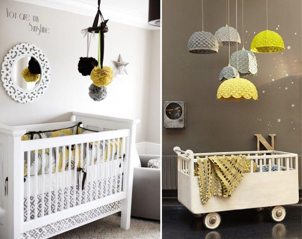 bébé diy  Déco chambre bébé, Idée déco chambre bébé, Décoration