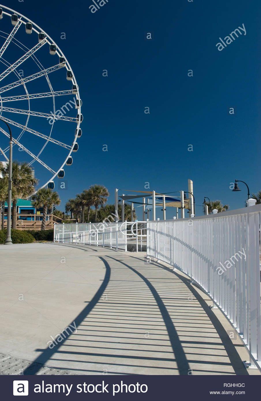 Download This Stock Image Plyler Park Myrtle Beach South Carolina Usa Rghhgc From Alamy S Li In 2020 Myrtle Beach South Carolina South Carolina Beaches Myrtle Beach