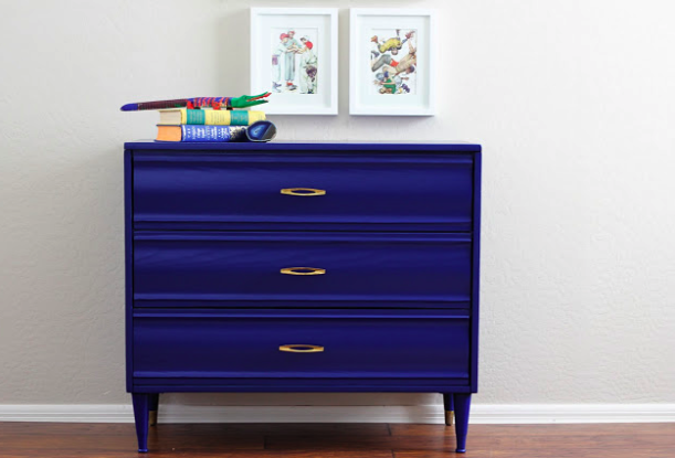 Attirant Renew Old Furniture With Color