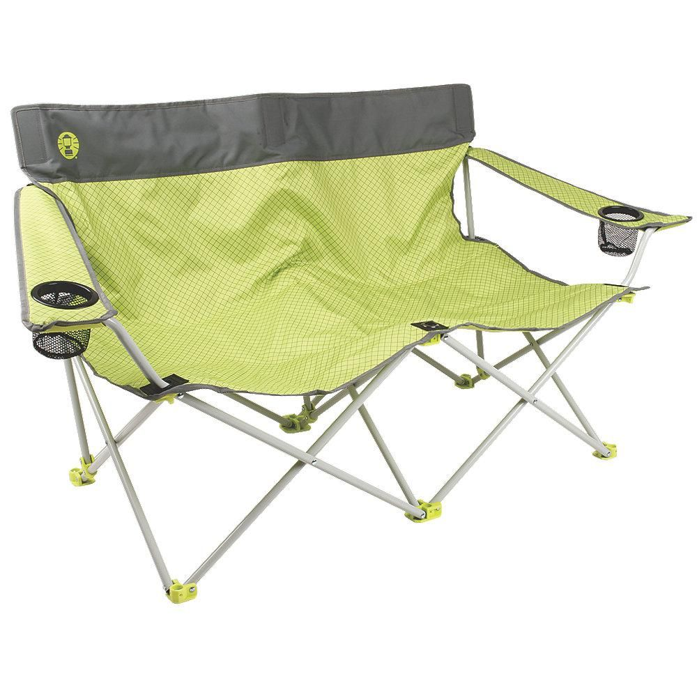Coleman Quattro Lax Double Quad Chair 2000019354 Camping Chairs